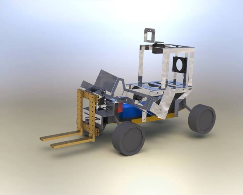 Rover Design Rendered